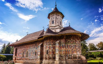 Scurtă prezentare a mânăstirilor pictate din Moldova