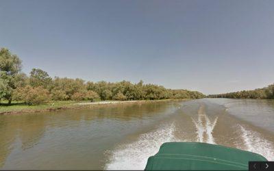 Delta Dunării poate fi exploarată virtual pe Google Maps
