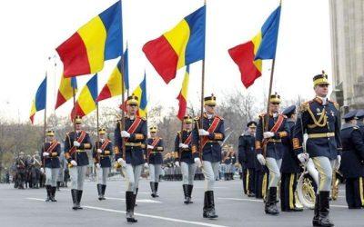 Program complet ceremonii militare Alba Iulia și București, 1 decembrie 2018