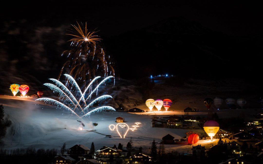 Festivalul alpin al baloanelor o tradiție care se menține de 40 de ani