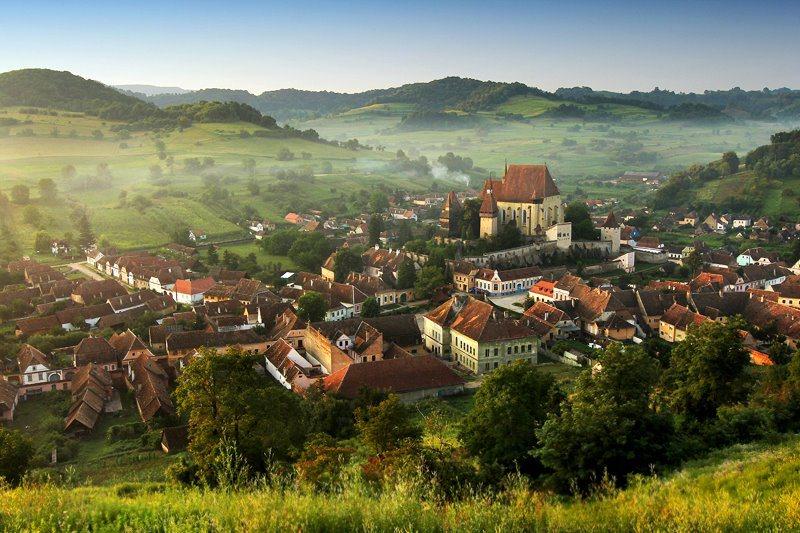 """Transilvania, prin ochii """"National Geographic"""": frumoasă şi săracă"""