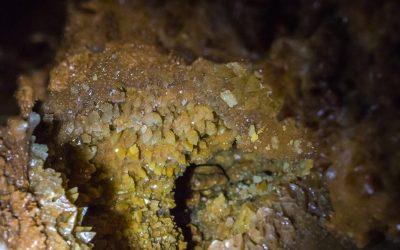 O peșteră unică în România: Peștera cu Cristale din Mina Farcu
