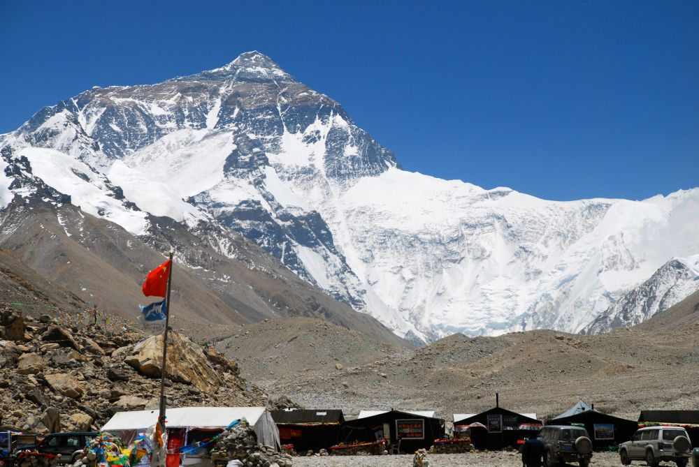 Istoria escaladării Everestului