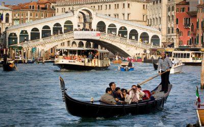 Taxă de intrare pentru turiști în Veneția