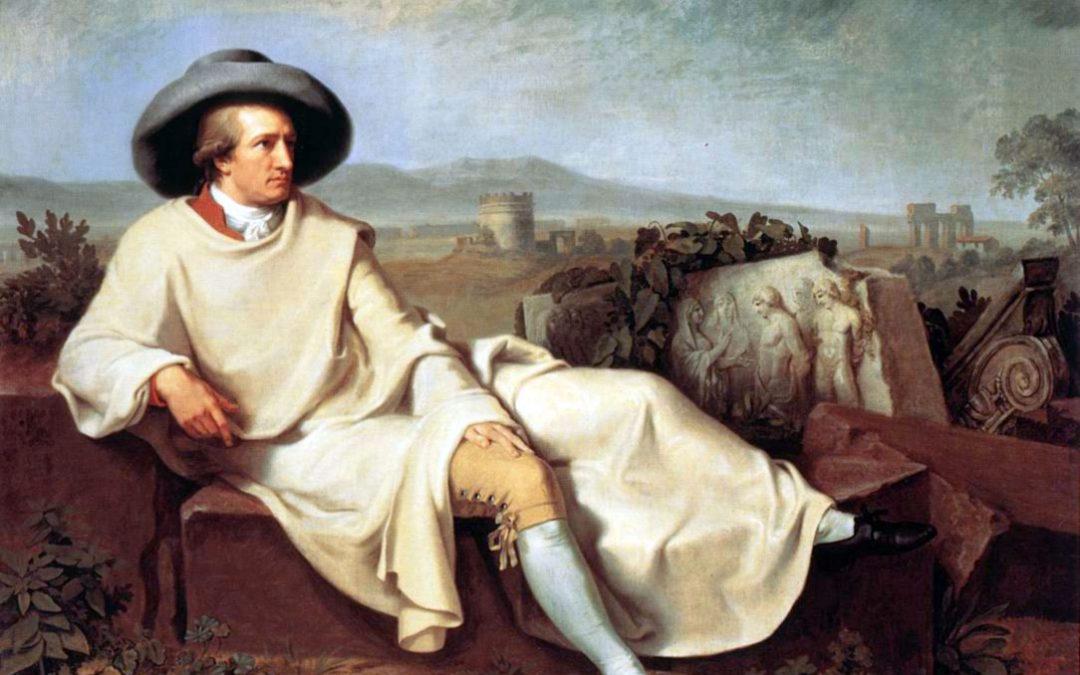 Goethe în Italia – Pe urmele poetului până în punctul cel mai sudic al Italiei