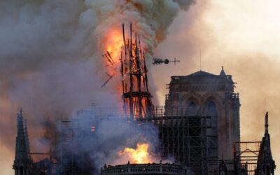 Notre Dame nu poate fi reconstruit după modelul original!