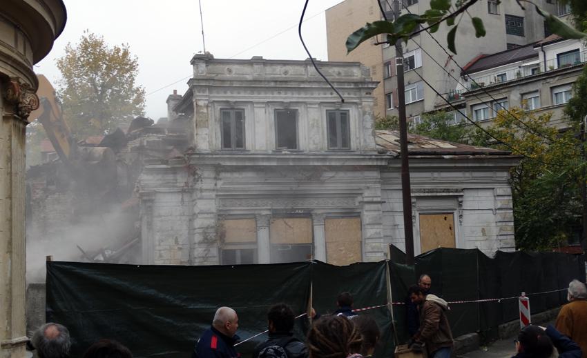 Monumentele pierdute ale Bucureștiului – o retrospectivă a ultimilor 10 ani (2009 – 2019)