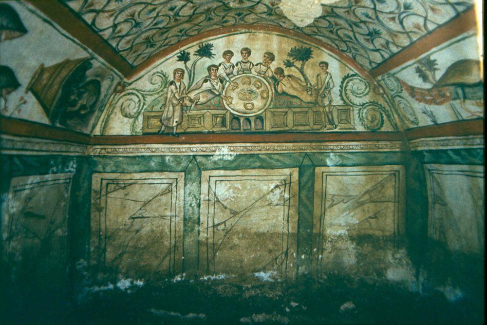 Salvarea Mormântului pictat Hypogeu din Constanţa, anulată
