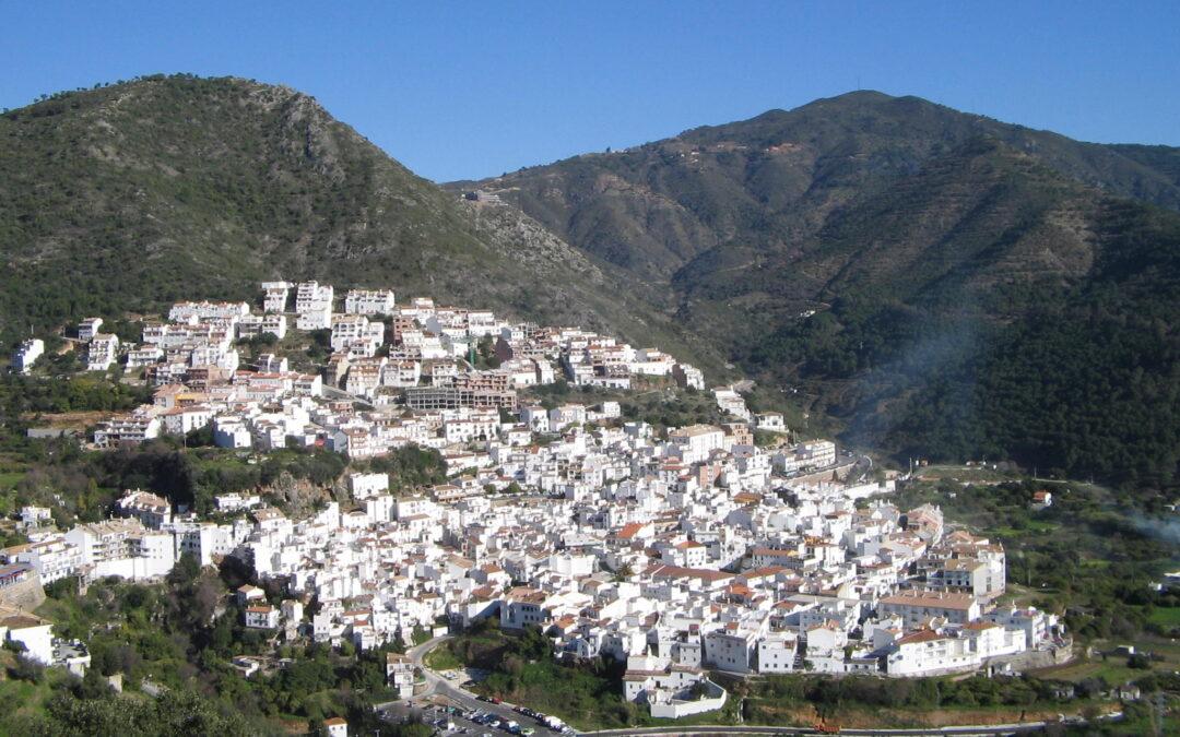 Un traseu imaculat – sate albe în Andaluzia, Spania