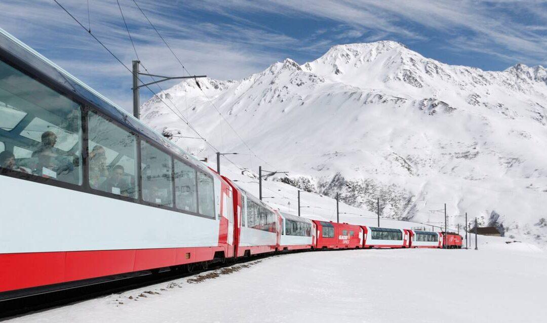 Expresul ghețarilor – o călătorie minunată