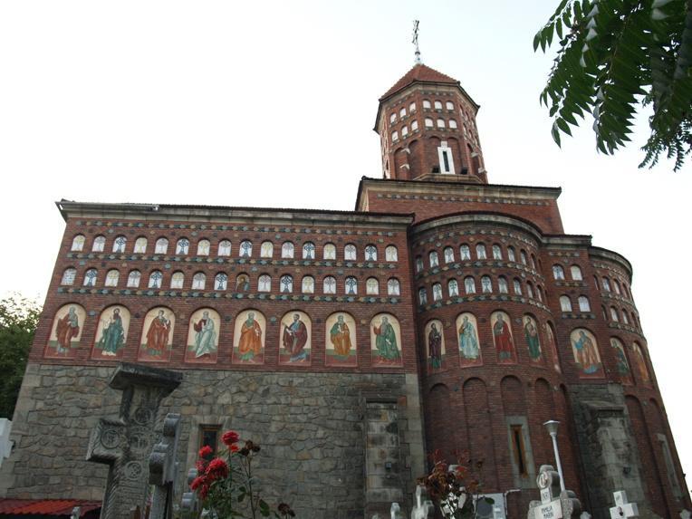Biserica Filaret, Bărbătescu Nou sau Cuțitul de Argint