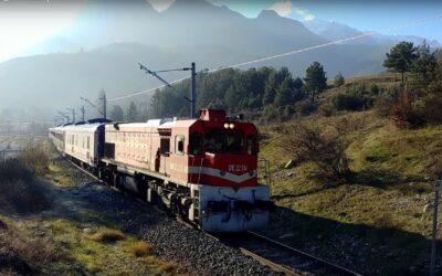 Expresul Taurus – cum să traversezi Anatolia cu trenul