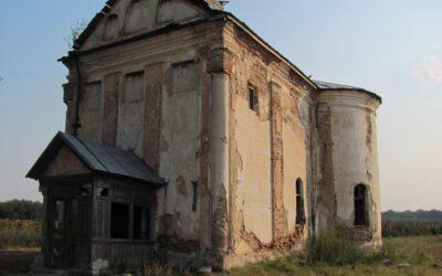 Biserica din Ivănești, monumentul istoric ajuns o ruină și care ascunde o legendă sinistră
