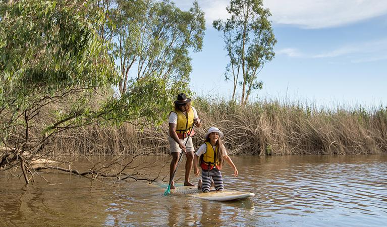 Pe Valea Murray – în îndepărtata Australie