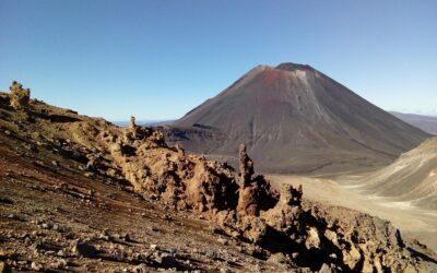 Traversarea Tongariro – locul unde s-au filmat scene din Lord of the Rings