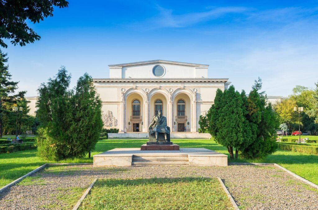 Bucureştiul lui Enescu: tururi ghidate prin oraş, pe urmele compozitorului