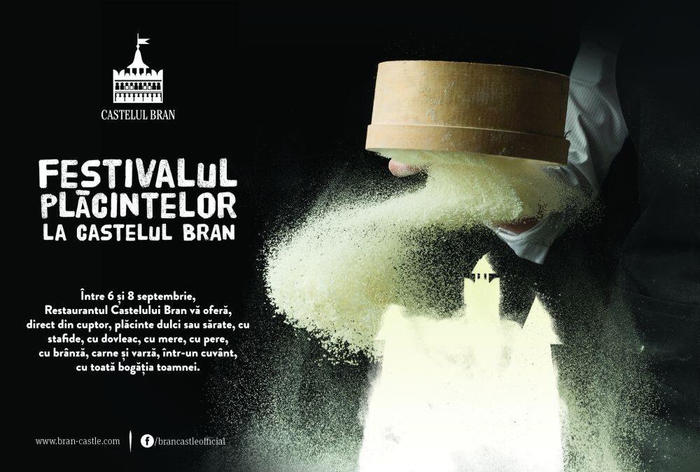 Festivalul plăcintelor revine la Castelul Bran