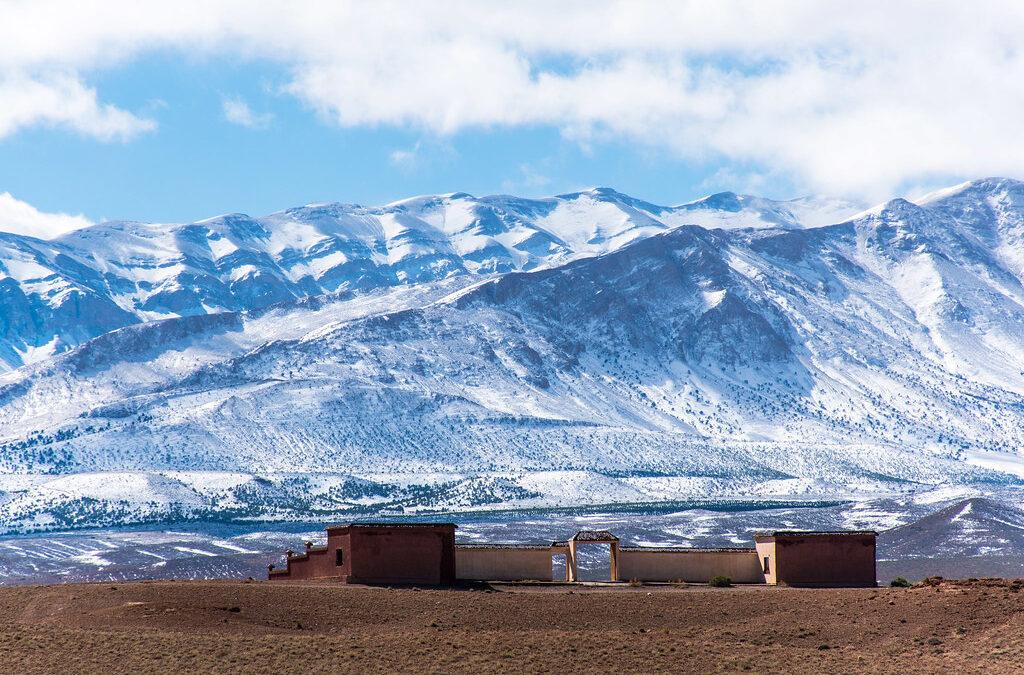 Un traseu cu adevărat special – o drumeție în munții Atlasul Mare din Maroc