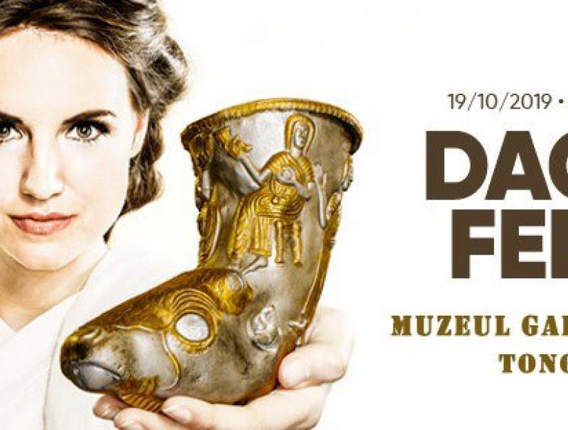 """Tezaurul antic al României, prezentat în expoziția """"Dacia Felix"""", la festivalul EUROPALIA"""