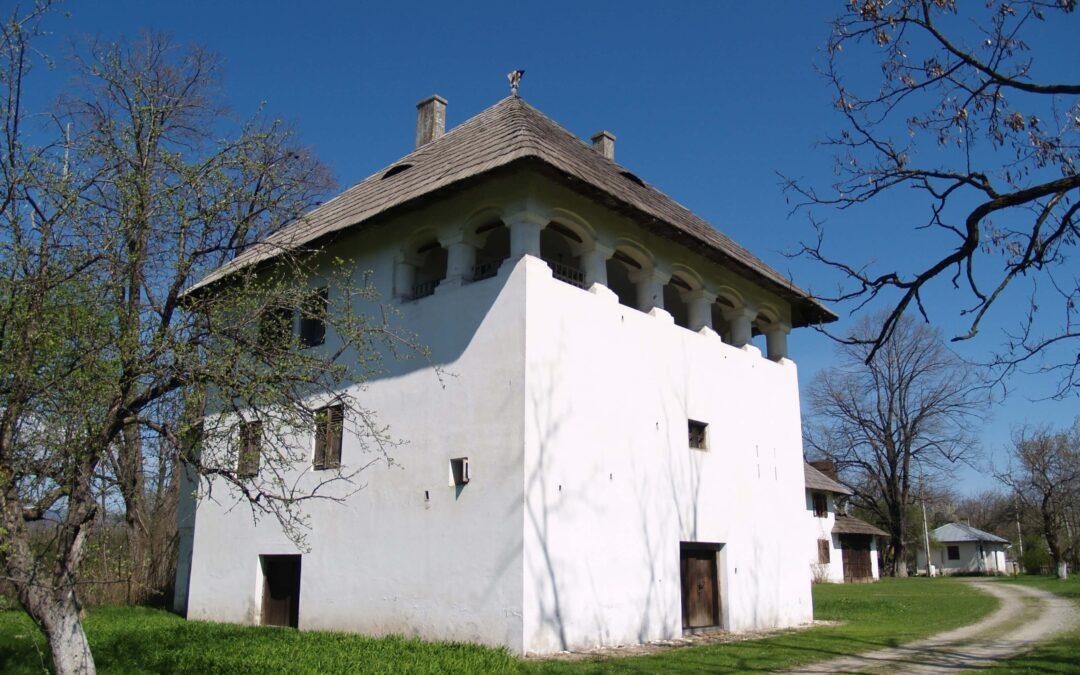 Cula Cornoiu – cea mai frumoasă şi mai elegantă culă din Gorj