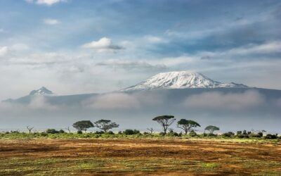 Un drum pe Kilimanjaro, muntele simbol al Africii