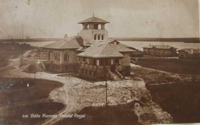 Palatul regal din Mamaia, locul pe care Regina Maria l-a adorat, dar în care nu a vrut să locuiască niciodată