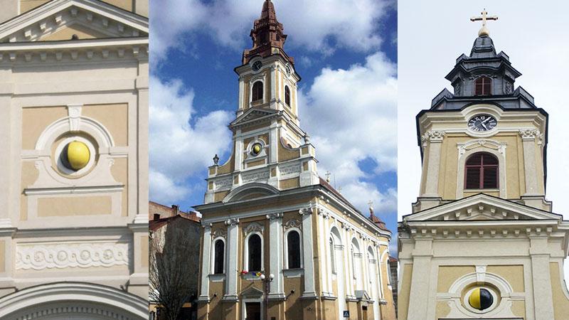 Cum a fost ridicată cea mai cunoscută biserică din Oradea, Biserica cu Lună