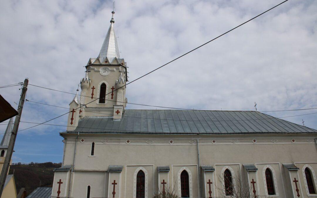Cea mai frumoasă Biserica de zid din Maramureșul Istoric