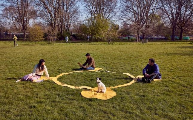 Cum ar putea să arate picnicurile sau grătarele în această perioadă respecând distanţarea socială?