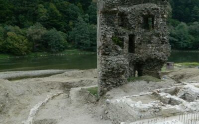 Turnul Spart de la Boiţa-Sibiu locul în care se întâlnesc Transilvania şi Valahia pe valea Oltului