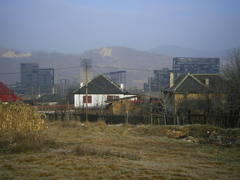 Copşa Mică – orașul cel mai poluat din Europa până la accidentul de la Cernobîl