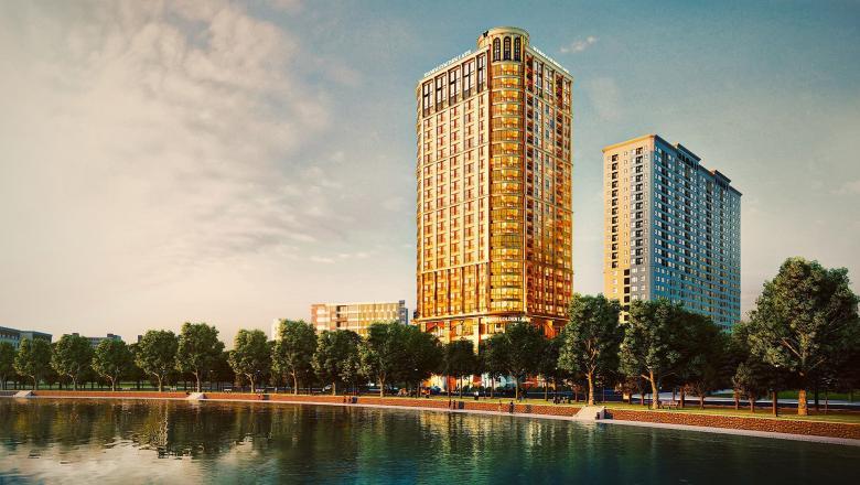 Cât costă camera în primul hotel din lume placat cu aur?