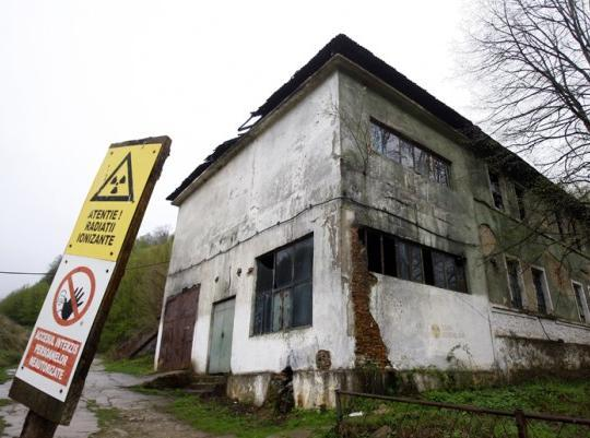 Ciudanoviţa, orăşelul minier din Munții Banatului, poluat cu uraniu