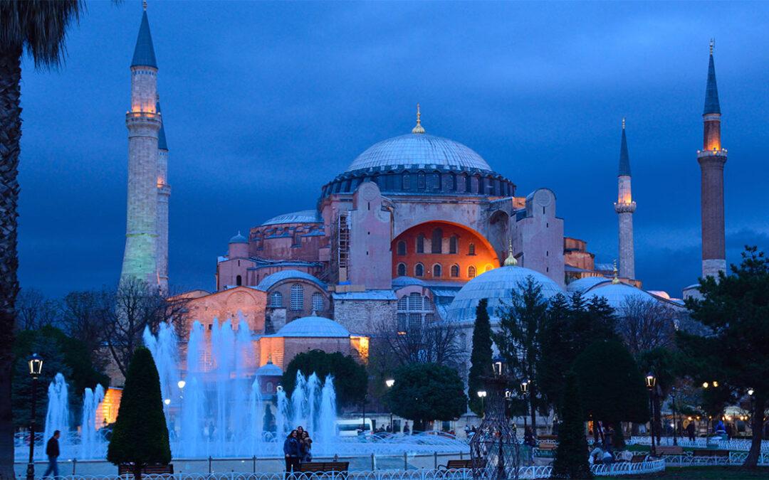Acustica divină a Bazilicii Hagia Sophia. Cum sunau cântările liturgice bizantine de odinioară