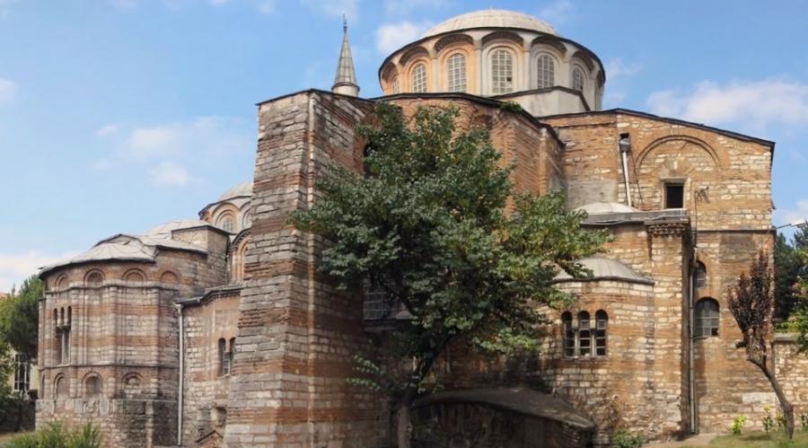 Încă o biserică bizantină din Turcia transformată în moschee, după Hagia Sofia