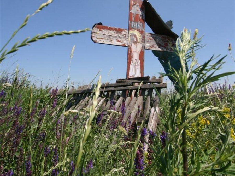 Satul fantomă din Galați, înființat pe vremea lui Ștefan cel Mare, iar azi e teren arabil