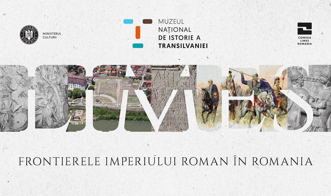 """""""LIMES. Frontierele Imperiului Roman în România"""", o expoziție inedită"""