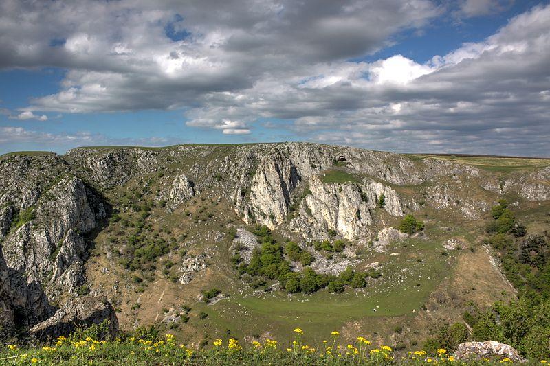 Două trasee turistice noi în Cheile Turenilor
