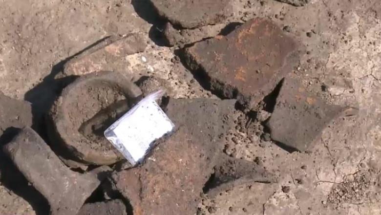 Descoperire arheologică senzațională pe Autostrada de Centură a Bucureștiului