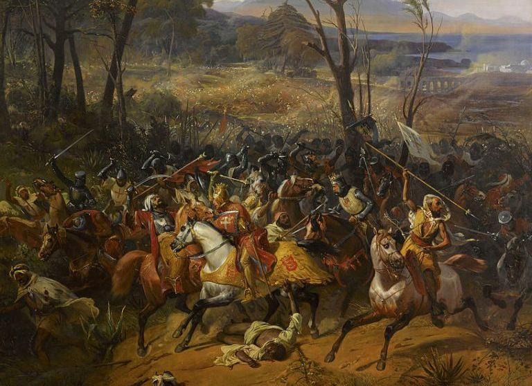 Arheologii din Israel au descoperit locul în care Richard Inimă de Leu l-a învins pe Saladin