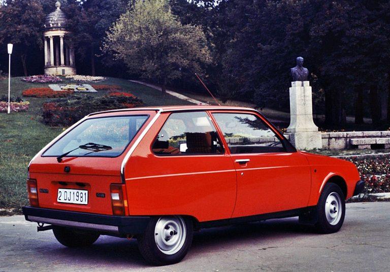 Oltcit, mărirea și decăderea primului autovehicul low-cost românesc care s-a vândut în Occident