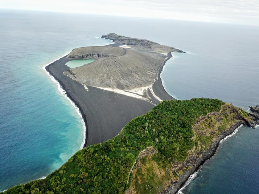 Cea mai nouă insulă din lume. Unde se află?