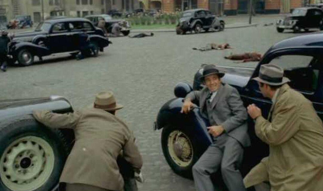 """Maşina comisarului Moldovan, din filmul """"Un comisar acuză"""", a fost vândută la licitație"""
