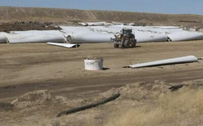 Ce lasă în urmă energia verde eoliană: mormane de pale îngropate pentru că nu pot fi reciclate!