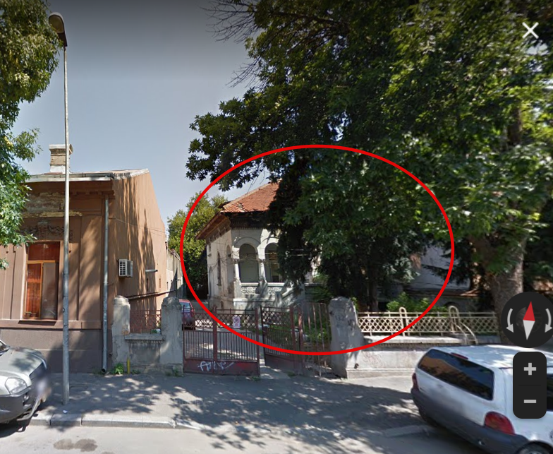 Casă neoromânească de pe strada Știrbei Vodă, pentru care administrația Firea a dat autorizație de demolare, este deocamdată salvată: Prefectul a atacat autorizația în instanță