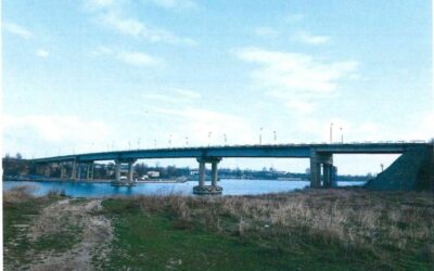 """Povestea podului care a ținut izolat """"paradisul libertății"""" de la 2 Mai"""