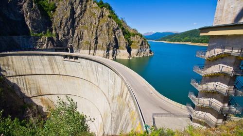 Ce s-ar întâmpla dacă barajul Vidraru ar ceda ?