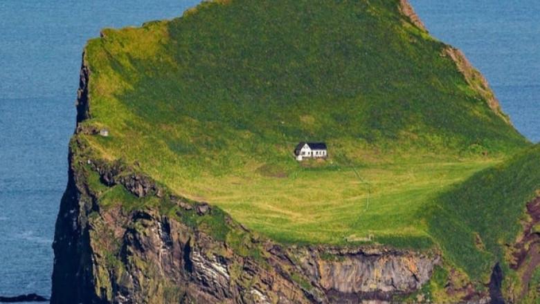 Mister în jurul celei mai izolate case din lume