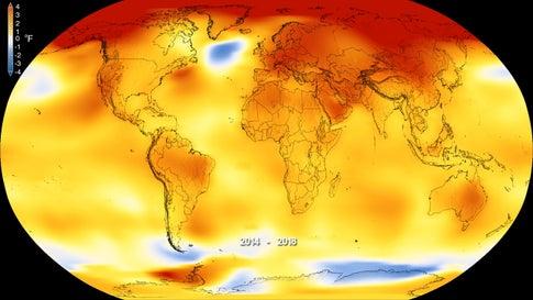 Criza climatică doboară încă un record. A fost cea mai caldă vară din istorie pentru emisfera nordică