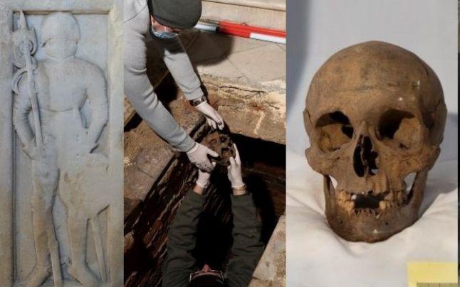Descoperire epocală într-o mănăstire din Croaţia. Ale cui sunt rămăşiţele care pot schimba istoria Huniazilor